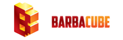 Logo Barbacube Horizontal